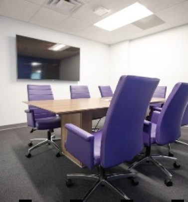 BRANDING BOOSTED – FINANCIAL SERVICES OFFICES