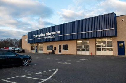 Turnpike Motors – Turning a New Leaf