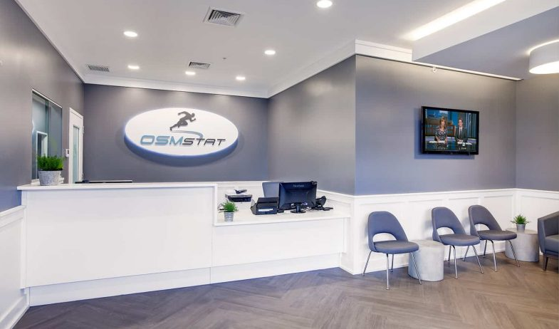 IMPECCABLE VISION REALIZED  – MEDICAL OFFICE