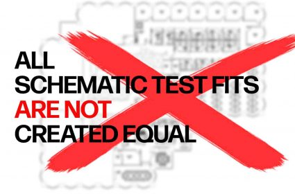 All Schematic Test Fits are NOT Created Equal